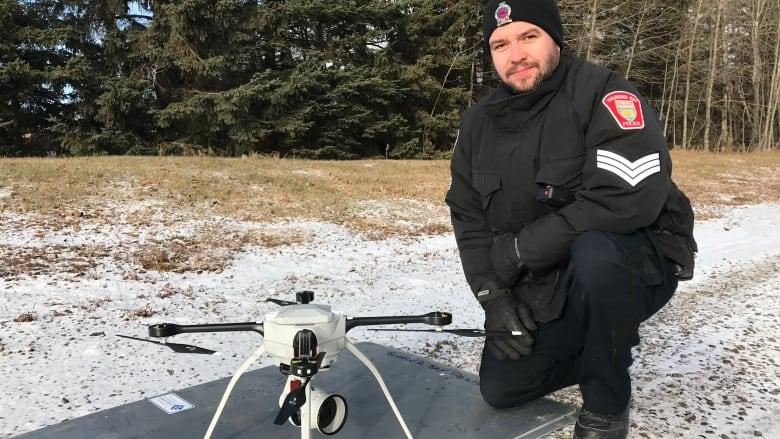 Thunder Bay Police Drone