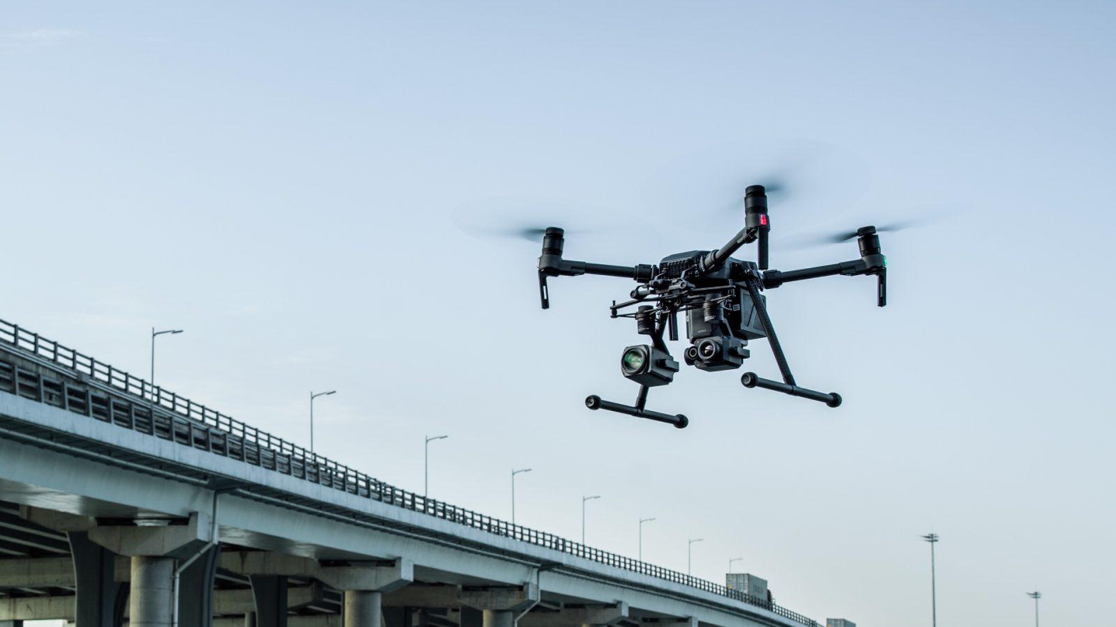 DJI Enhances Enterprise Drones And Fleet Management Software