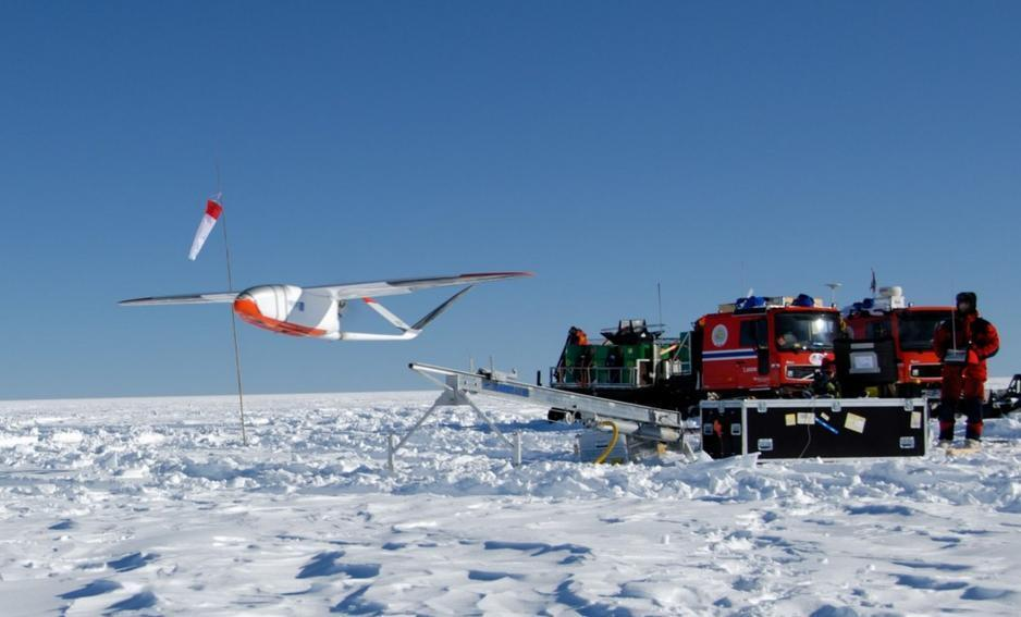 Canada and Russia are looking to deploy surveillance drones in the Arctic