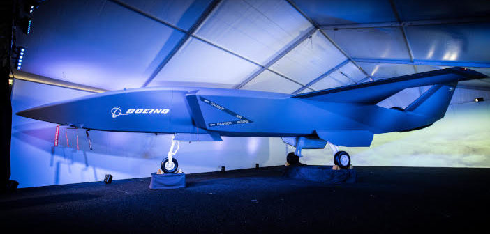 Boeing unmanned system defense