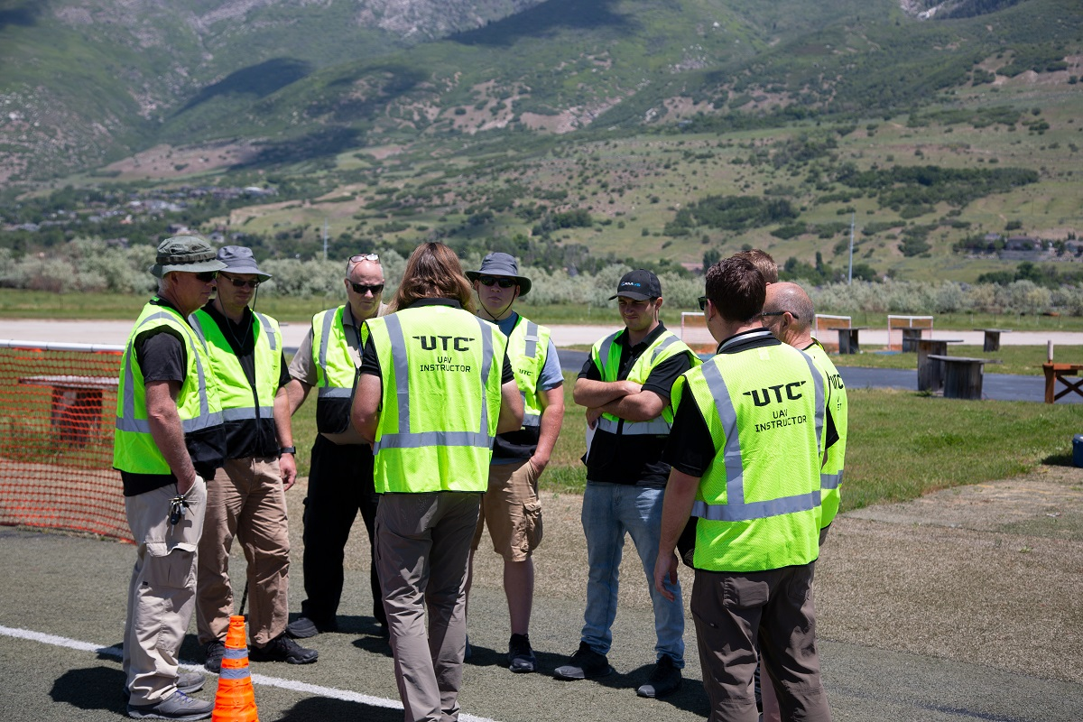 How Will the UTC Program from DJI Define Quality Standards for the Commercial Drone Industry?